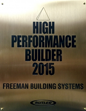 Butler High Performance Builder