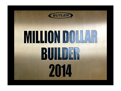 Butler Million Dollar Builder 2014 copy2 copy2