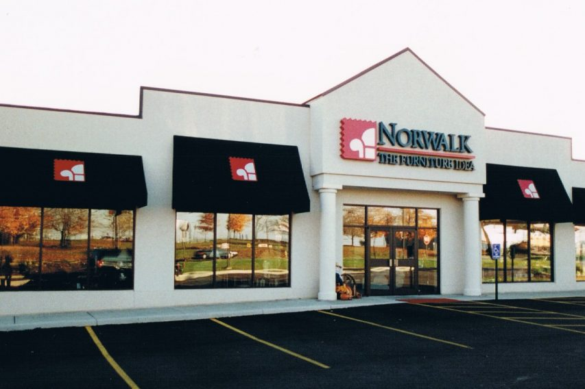14 - Norwalk Furniture Store