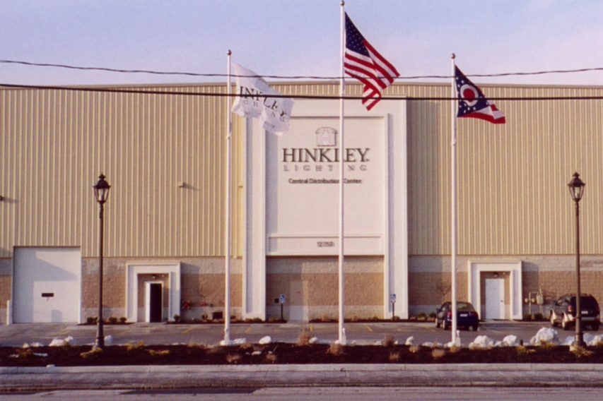 9 - Hinkley Lighting Warehouse